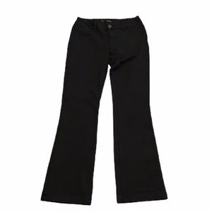 Black Maurices stretch dress pants size S